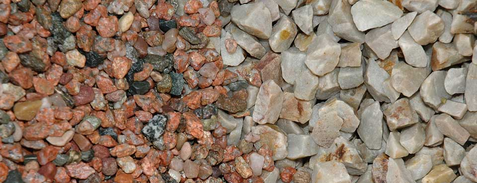 Coloured Aggregate / Pebbles